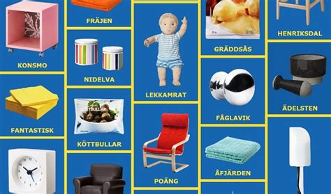 11 Things You Never Knew About IKEA: Weird Names, Most ...
