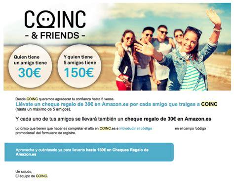 1,10% DE RENTABILIDAD + CHEQUE REGALO DE 30€ CON COINC ...