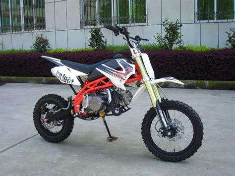 110cc 125cc Dirt Bike For Sale Kick Start 4 Stroke ...