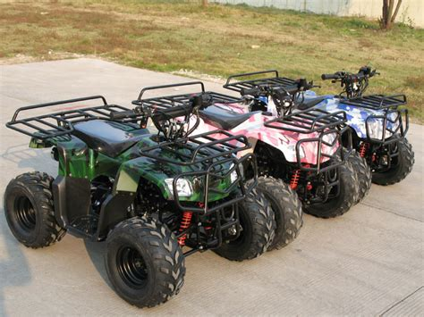 110cc kids hunter 1 Atv small four wheelers youth atvs for ...