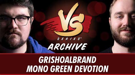 12/6/2017   Brad VS. Merriam   Grishoalbrand vs Mono Green ...