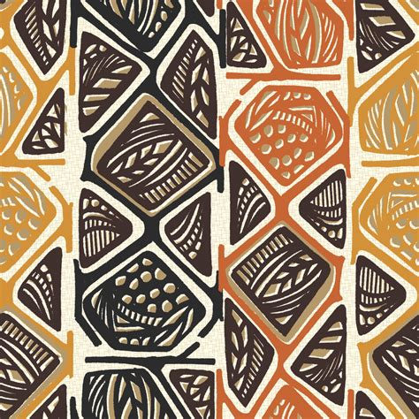 12 African Inspired Textiles | Africans, African masks and ...