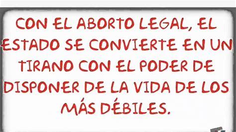 12 ARGUMENTOS CONTRA EL ABORTO - YouTube