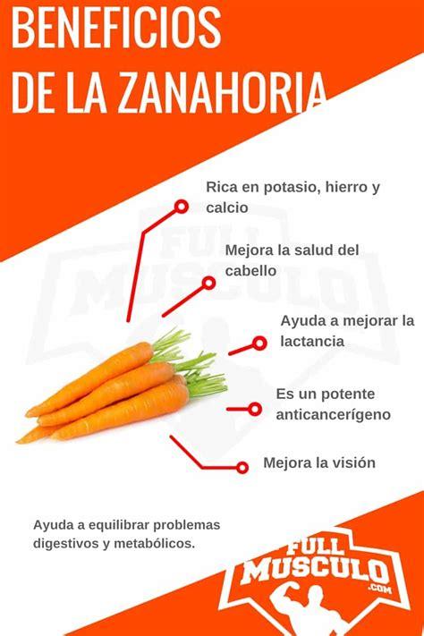 12 Asombrosas Propiedades Y Beneficios de la Zanahoria ...