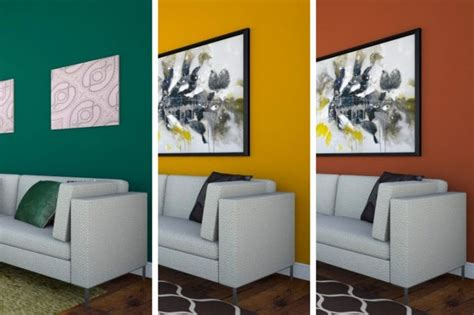 12 colores recomendados para destacar una pared ...