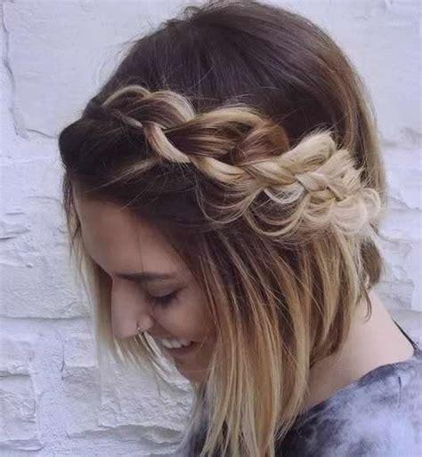 12 peinados con trenzas fáciles y bonitos   Moda y estilo