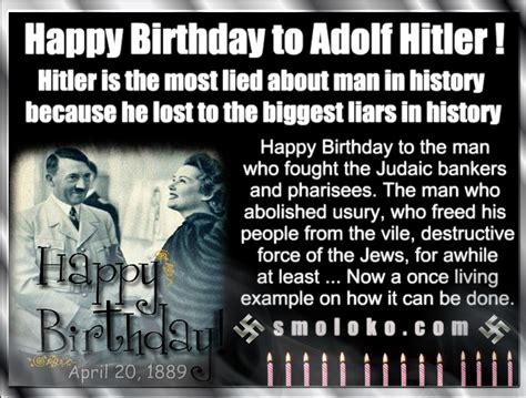 12 THINGS YOU WERE NOT TOLD ABOUT ADOLF HITLER AND ...