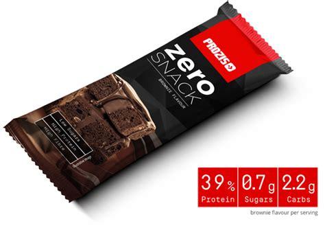 12 x Zero Snack 35 g - Barras Nutricionais | Prozis