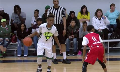 12-year-old LeBron James Jr.'s latest highlight video has ...