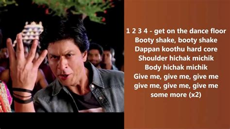 1234 get on the dance floor full song with lyrics from ...