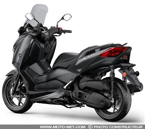 125 - Nouveau scooter Xmax 125 2018 : il a tout des grands ...