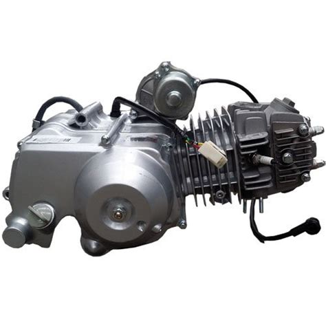 125cc ATV Go Kart Engine Motor 4 stroke w/Automatic ...