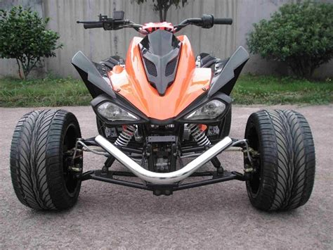 125cc Japanese Style Racing ATV, Semi Automatic with ...