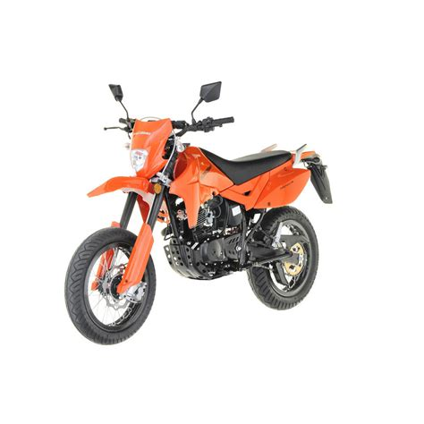 125cc Motorbike   125cc Direct Bikes Enduro S Motorbike