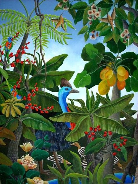 127 best Henry Rousseau images on Pinterest   Naive art ...