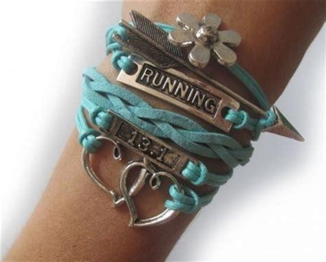 13.1 women's running bracelet