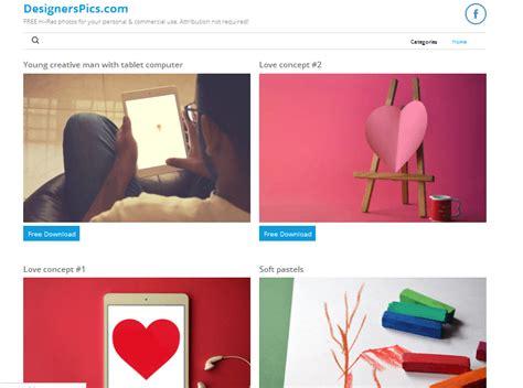 13 bancos de fotos libres de derechos que te encantarán