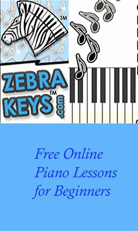 13 best Free Online Piano Lessons images on Pinterest ...