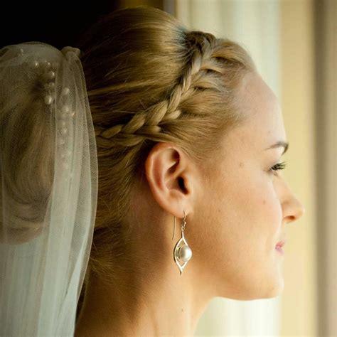 13 peinados de novia con trenzas   Blog de bodas ...
