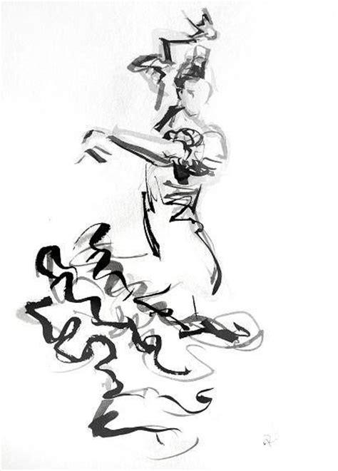 1315404784231663.jpg (411×574) | Flamencas - Illustration ...