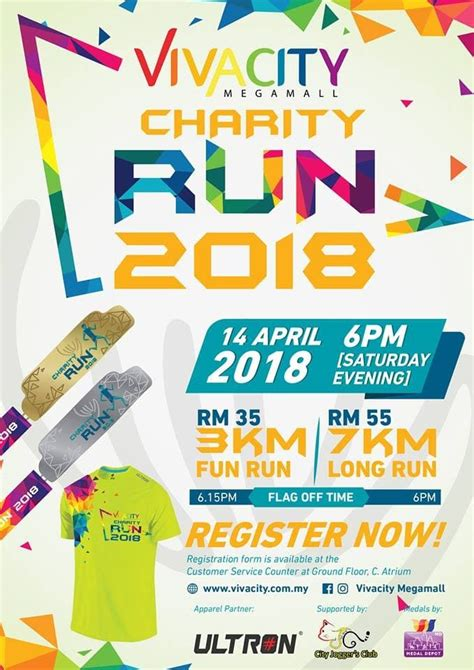 14 Apr 2018: Vivacity Megamall Charity Run 2018 ...