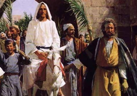 14 de Abril del 2019 - Celebración del Domingo de Ramos