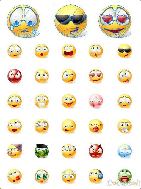 14 Vector Business Emoticon Images   Lotus Sametime ...