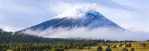 14 volcanes activos de México. ¿Los conoces? - México ...