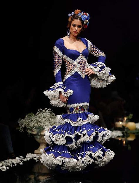 1473 best Moda Flamenca images on Pinterest | Flamenco ...