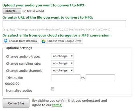 15 Best Free WAV to MP3 Converter Online Tools & Apps