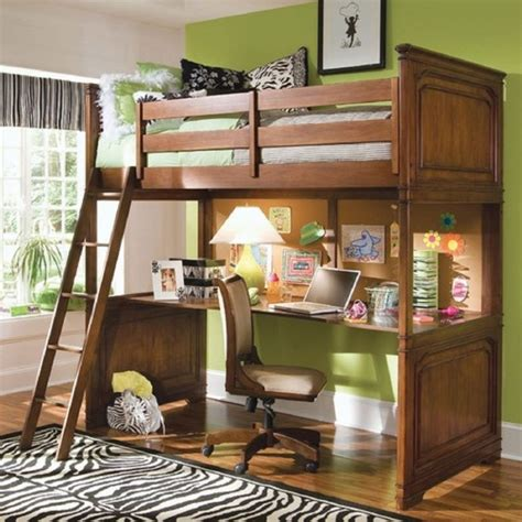 15 Best Ideas of Bunk Bed With Desk Underneath
