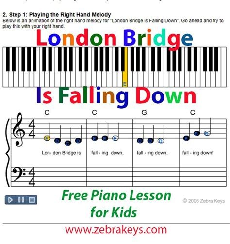 15 best Piano for Beginners images on Pinterest | Free ...