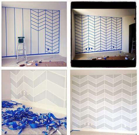 15 Creativas ideas para pintar la pared de tu recámara