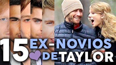 15 Ex  Novios  de Taylor Swift   YouTube
