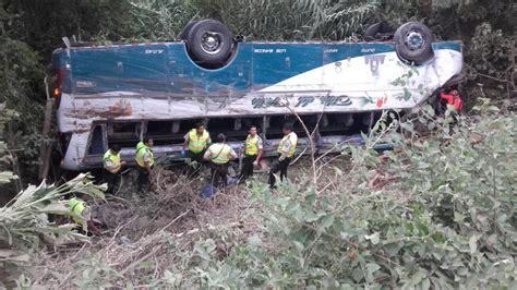 15 heridos y 11 fallecidos en accidente en Guayllabamba ...