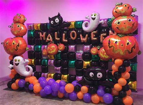 15 ideas para Decorar Halloween con Globos