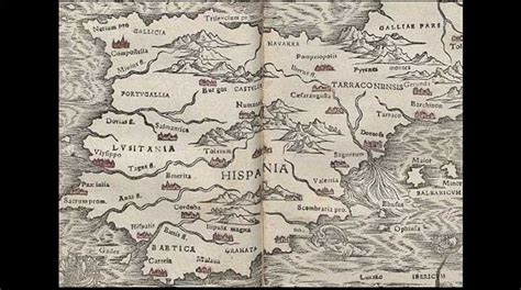 15 mapas que resumen rápidamente la historia de España ...