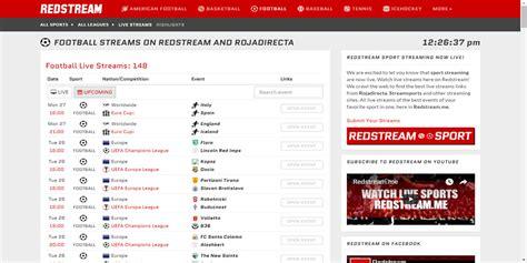 15 páginas para ver fútbol gratis online en directo
