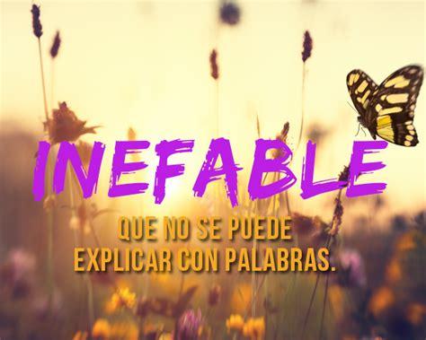 15 palabras en español que tienen un hermoso significado ...