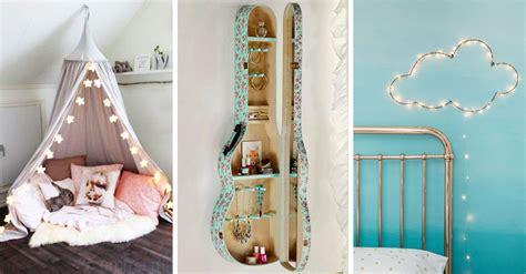 15 Secillas ideas para decorar tu habitación y sus paredes