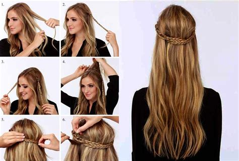 15 Tipos de peinados con trenzas que te encantarán