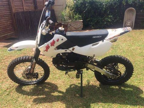150cc Pit Bike   Brick7 Motorcycle