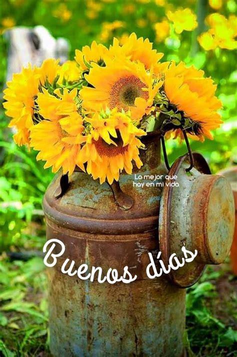 159 Buenos Días Imágenes, Fotos y Gifs para Compartir ...