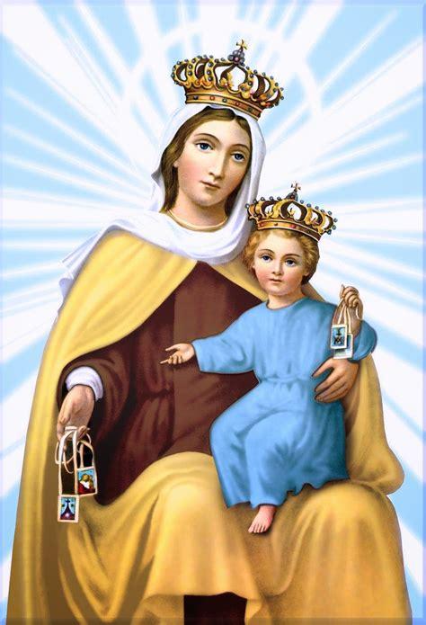 16 de julio, Día de la Virgen del Carmen