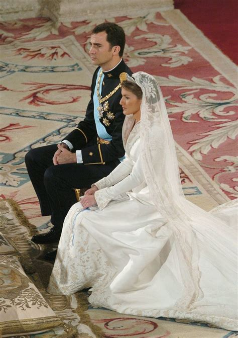 160 best images about Queen Letizia's Wedding on Pinterest ...