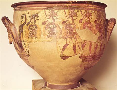 1600-1200 BCE – Mycenaean Art | Ancient to Medieval Art