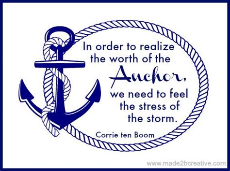 17+ best ideas about Anchor Quote on Pinterest | Cute ...