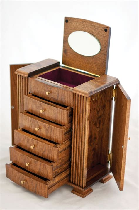 17+ best ideas about Wooden Jewelry Boxes on Pinterest ...