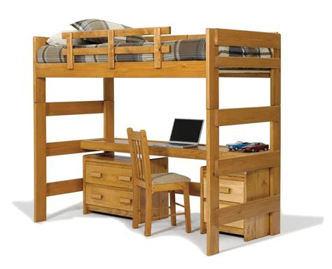 17 Bunk Beds with Desks Underneath for Sale - Goedeker's ...