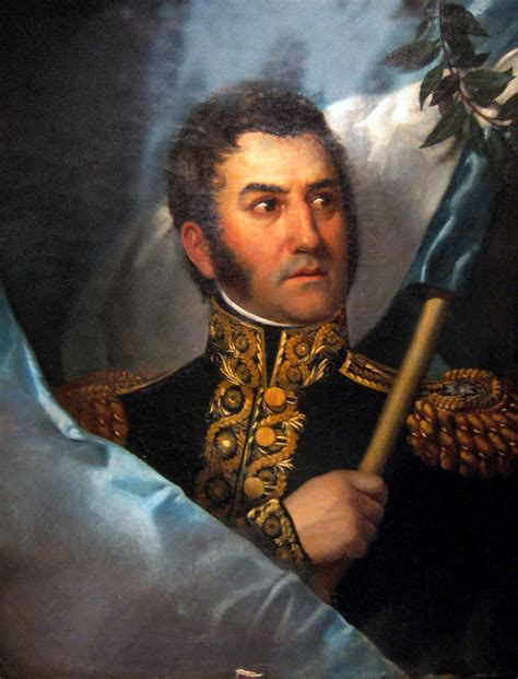 17 de agosto: paso a la inmortalidad del General José de ...